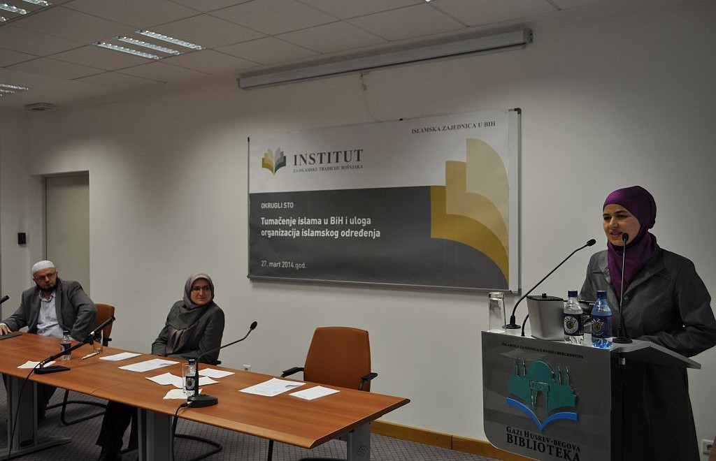 Interpretations of Islam in Bosnia and Herzegovina and the role of faith-based organisations