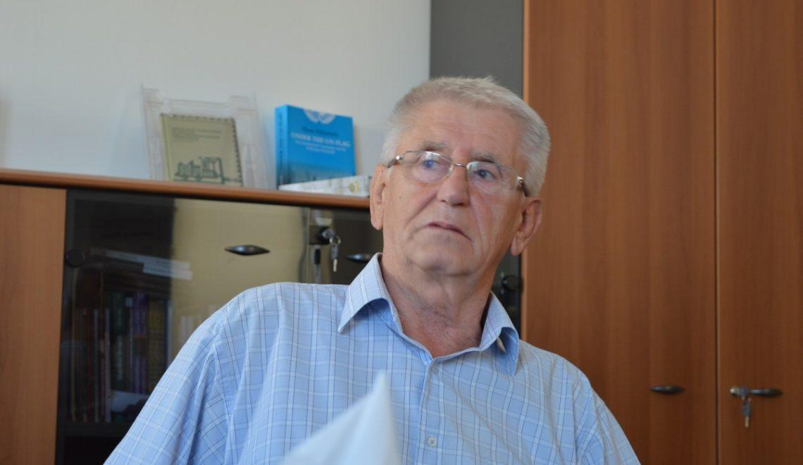 Prof. dr. Amir Ljubović visited the Institute