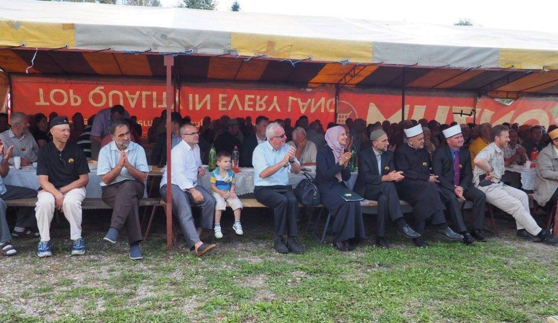 Direktorica Instituta održala predavanje na V susretima hadžija u Arapuši, Bosanska Krupa