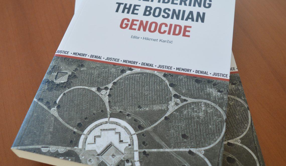 "Magazin STAV o publikaciji ""Remembering the Bosnian Genocide: Justice, Memory, Denial"""