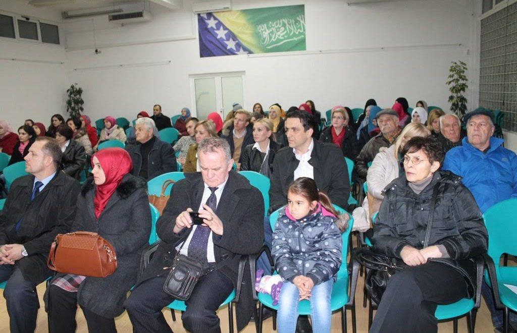 """Dr. Šuško održala predavanje """"Muslimani u Evropi"""" u Mostaru"""