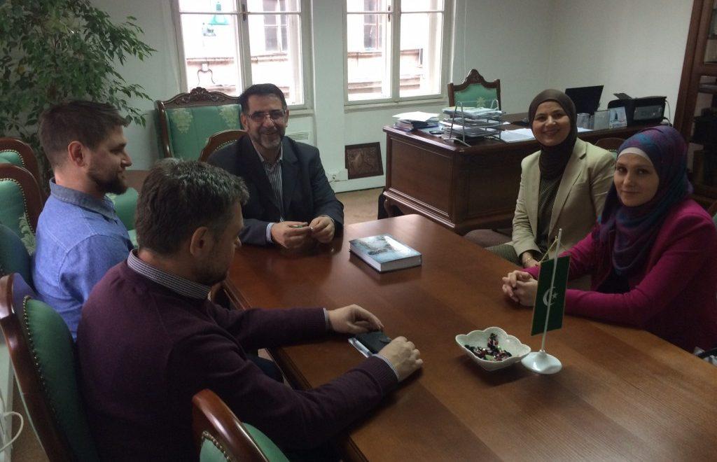 """Saradnja na organizaciji naučne konferencije """"Savremeni izazovi islamske vjerske tradicije Bošnjaka"""""""