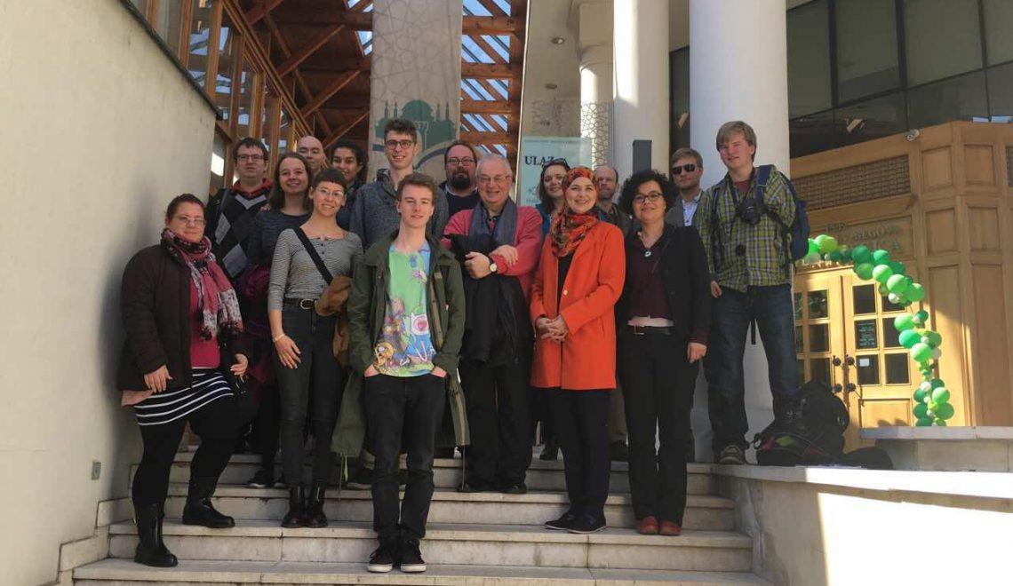 Delegacija Univerziteta Augustana u posjeti Institutu