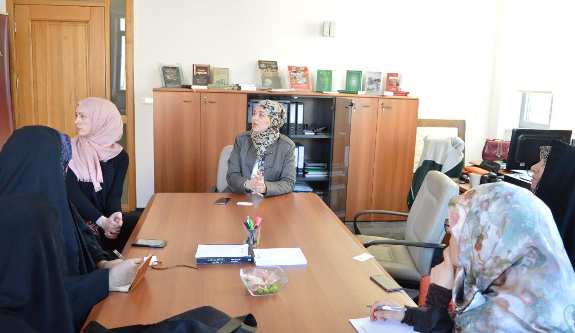 Delegacija iz Irana u posjeti Institutu