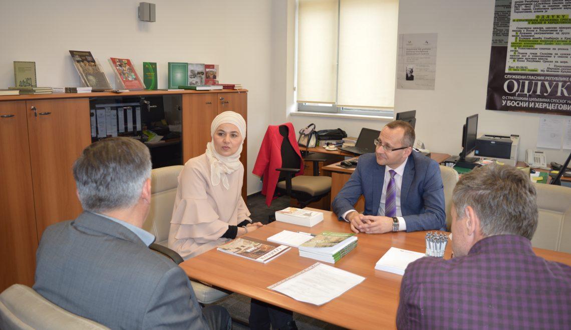 Muftijstvo mostarsko u posjeti Institutu