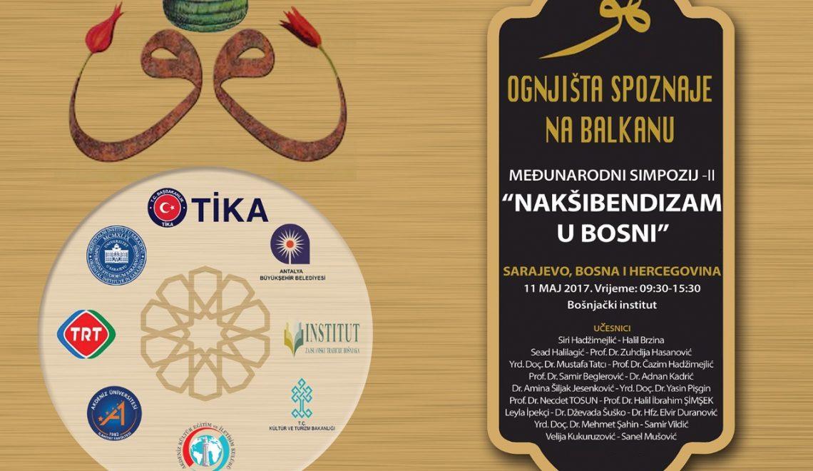 """NAJAVA: Međunarodni simpozij """"Nakšibendizam u Bosni"""""""