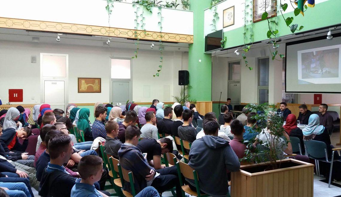 Tribina o islamskoj tradiciji Bošnjaka u Karađoz-begovoj medresi
