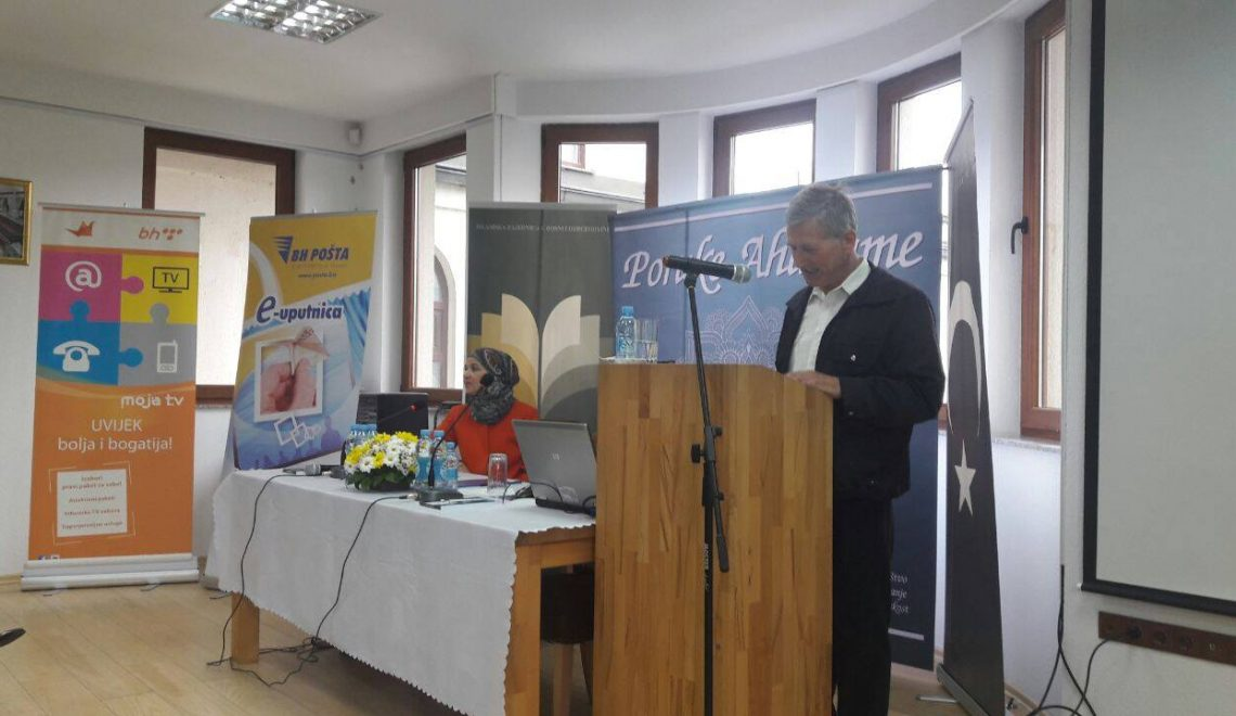 "Conference held in Kiseljak ""Multireligious Bosnia, Message of Ahdnama and Contemporary Context"""