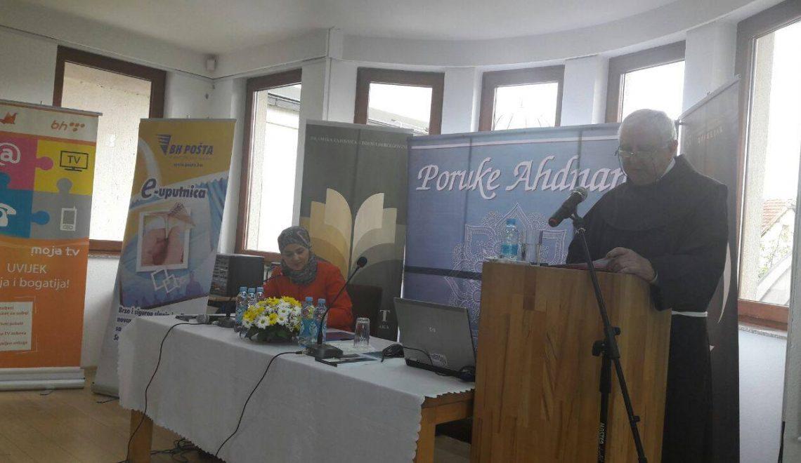 """U Kiseljaku održan naučni skup """"Multireligijska Bosna, poruke Ahdname i savremeni kontekst"""" u sklopu manifestacije """"Poruke Ahdname"""""""