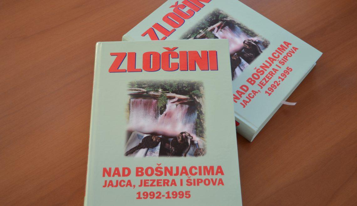 Nova knjiga u izdanju Instituta: Zločini nad Bošnjacima Jajca, Jezera i Šipova 1992-1995