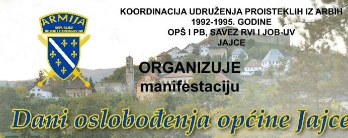 "Najava: promocija knjige ""Zločini nad Bošnjacima Jajca, Jezera i Šipova 1992-1995."""