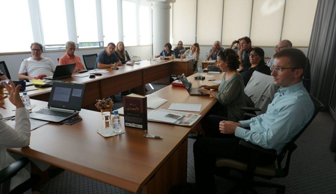 Održano predavanje za magistrante Međureligijskih studija Univerziteta Krems